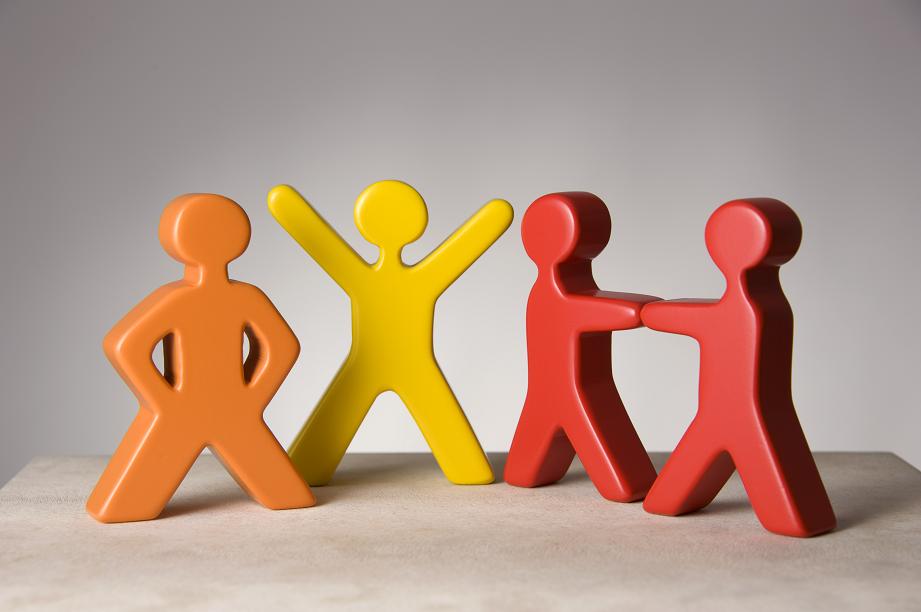 Gemeinsam sind wir stark - Führung im neuen Zeitalter