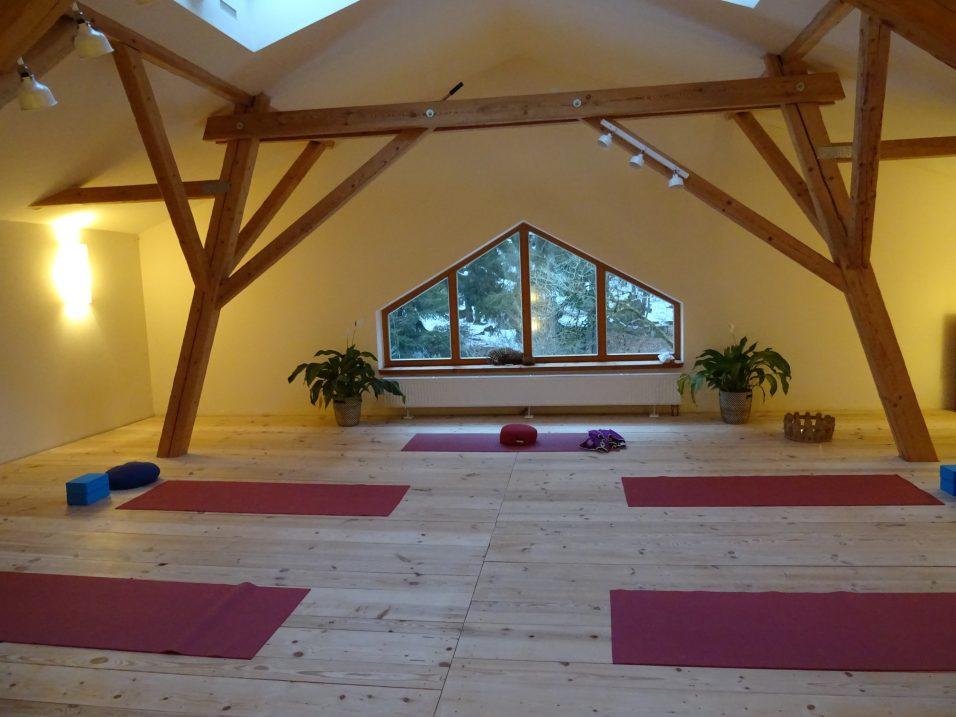 Vorankündigung - Ayurveda-Yoga-Wochenende mit Maria und Katja
