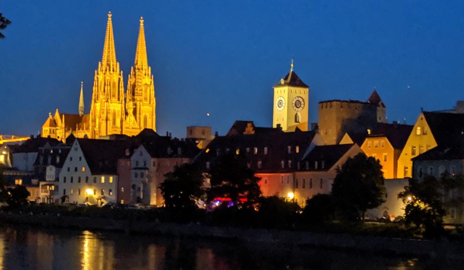 Ein magisch klangvoller Spaziergang durch Regensburg