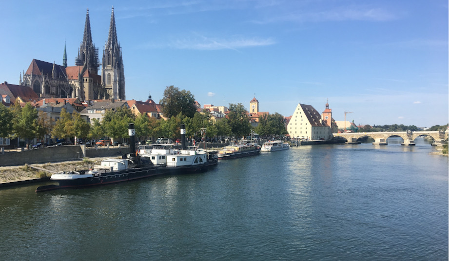 Ein kleiner magisch klangvoller Spaziergang durch Regensburg